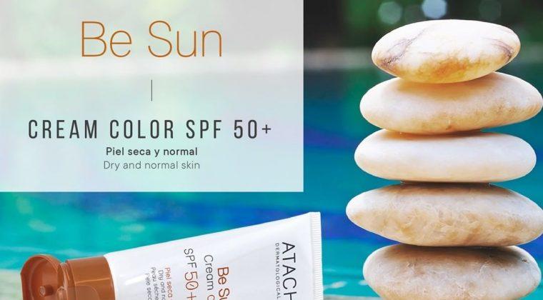 Cream Color SPF50+: un tocco di colore alla tua protezione solare!