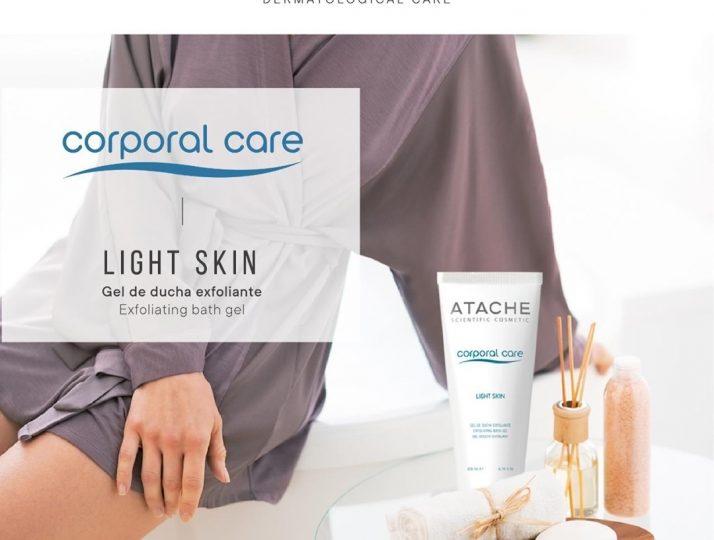 Light Skin rinnova la tua pelle sotto la doccia