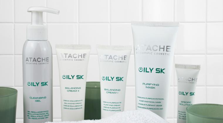 Hai la pelle grassa? Con tendenza acneica?