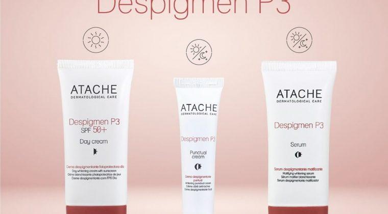 Vuoi ridurre le macchie sul tuo viso? Linea Despigmen P3