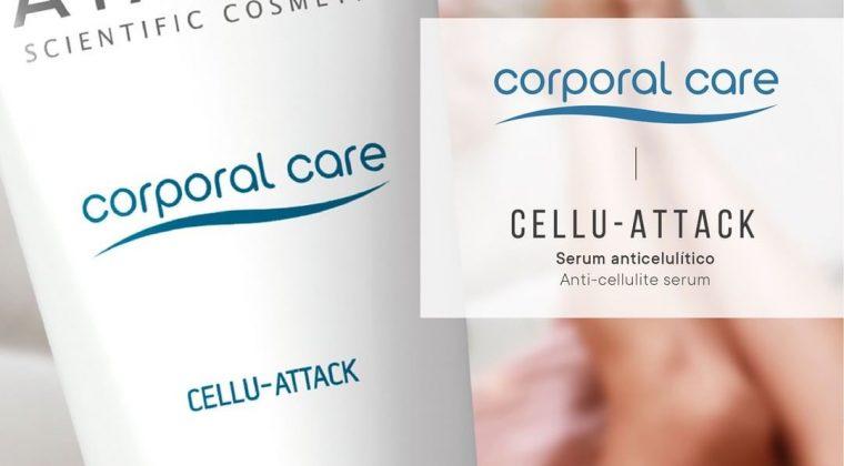 Cellu-Attack riduci la cellulite e resta in forma quest'estate!