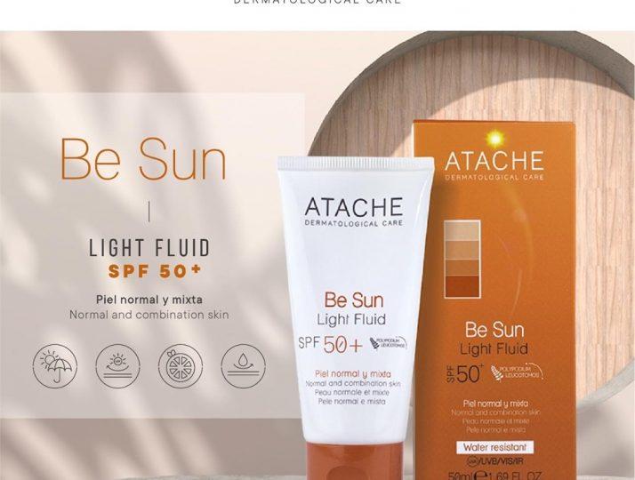 Be Sun Light Fluid SPF50+: il mai più senza di questa estate!