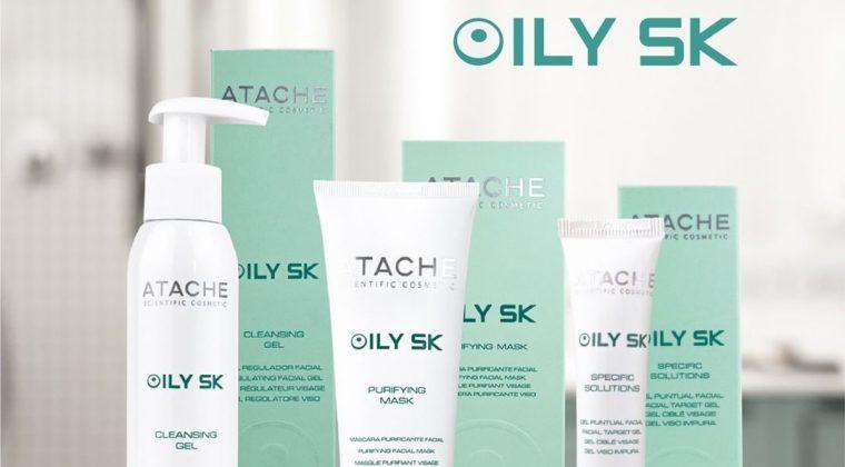 Hai provato i prodotti per pelle grassa o con tendenza acneica della linea Oily SK?