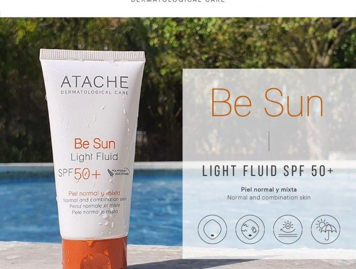 Prenditi cura della tua pelle ogni giorno e proteggiti dai raggi UV con Light Fluid SPF50+