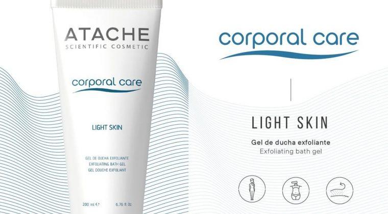 Gel doccia + Scrub = Light Skin